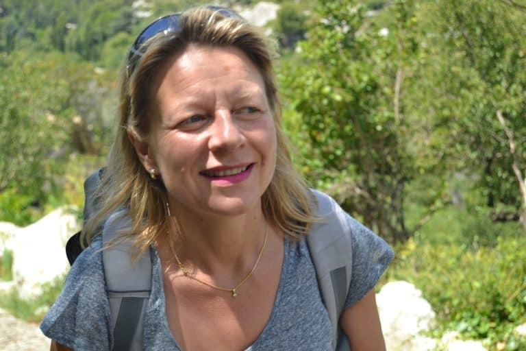 portrait Sylvie Poncelet